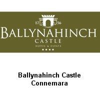 Ballynahinch Castle Connemara