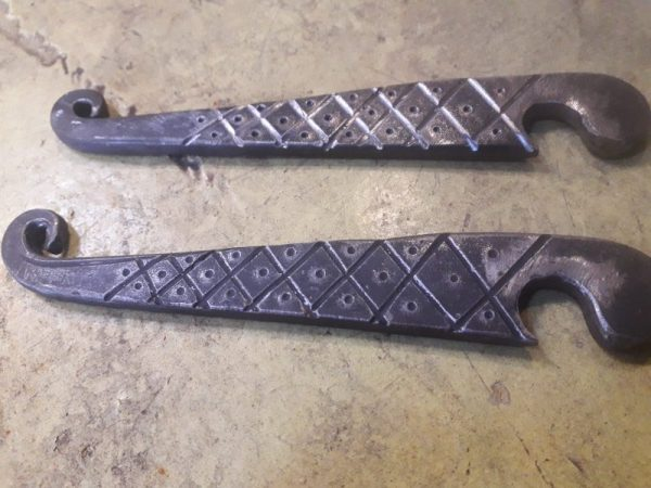 Hand Forged Bottle Opener